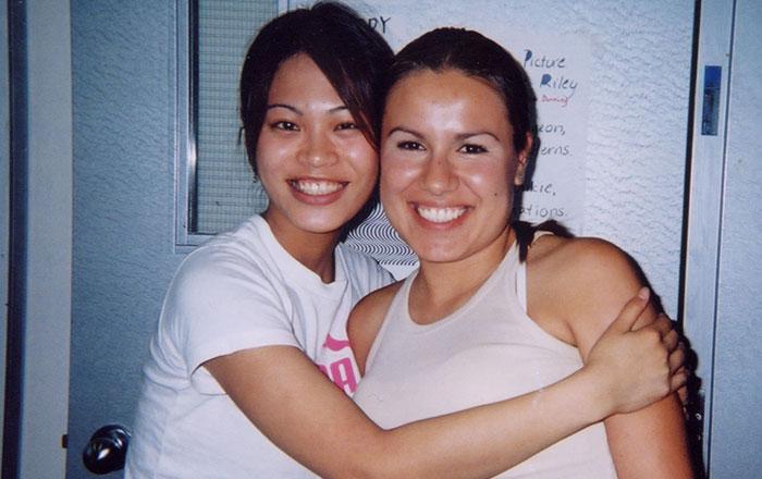 語学留学 専門留学 バンクーバー 大好きな友達と Yorikoさん