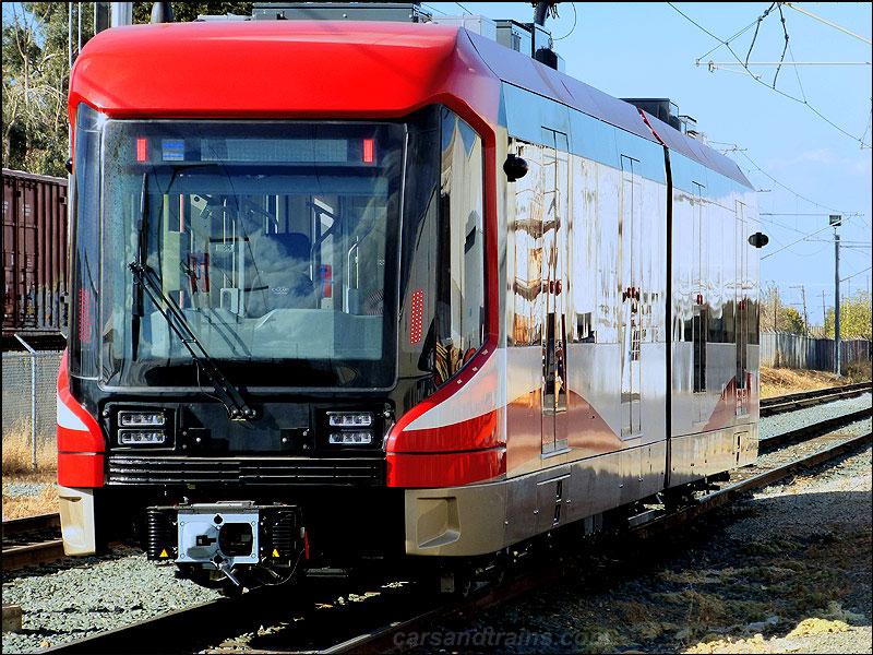 カルガリー C-train