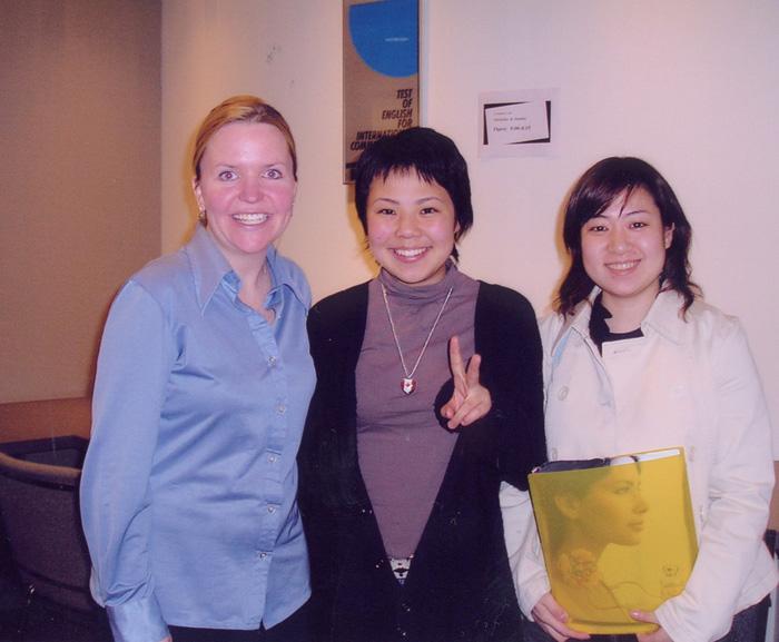 語学留学 バンクーバー Ayumiさん 高校生の頃、語学学校で