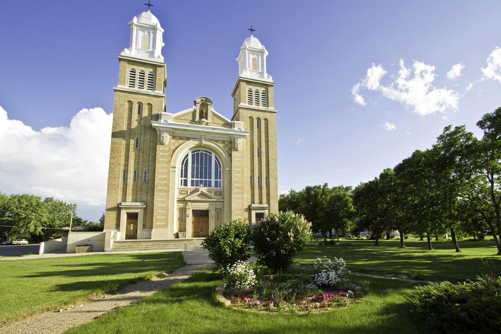 レジャイナの大聖堂
