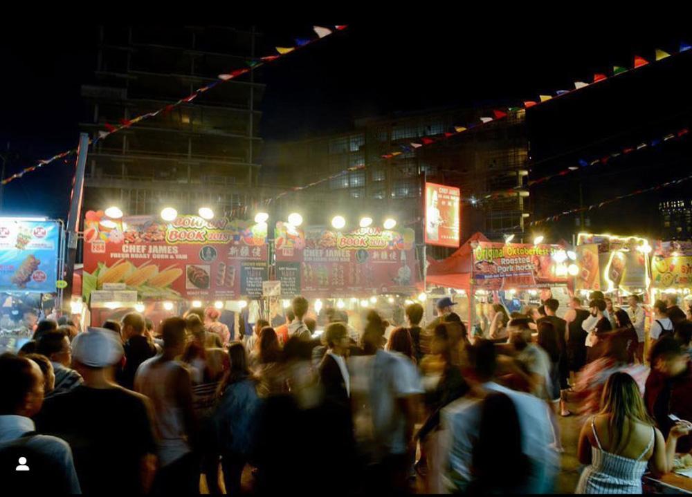 リッチモンドのフェスティバル