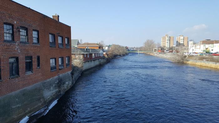 ベルビルの運河