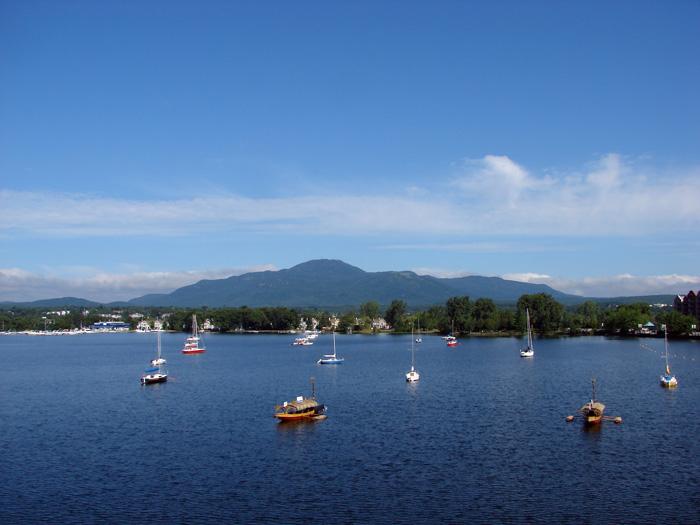 マゴグの美しい湖