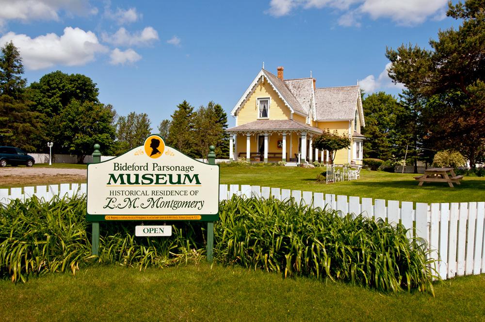 PEIの博物館