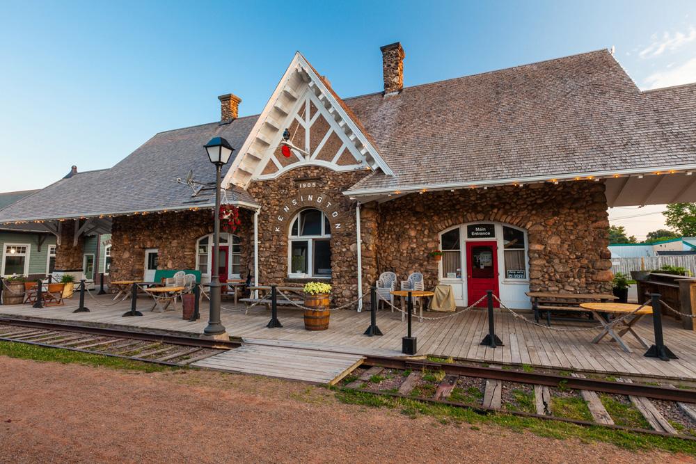 PEIの古い駅