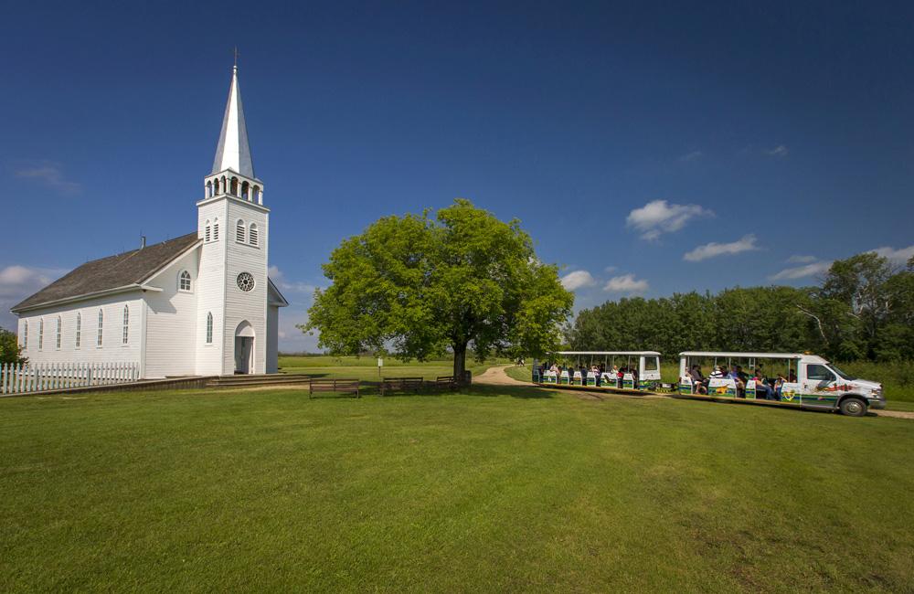 サスカトゥーンの教会