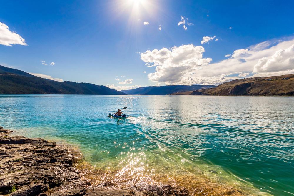 バーノンの湖