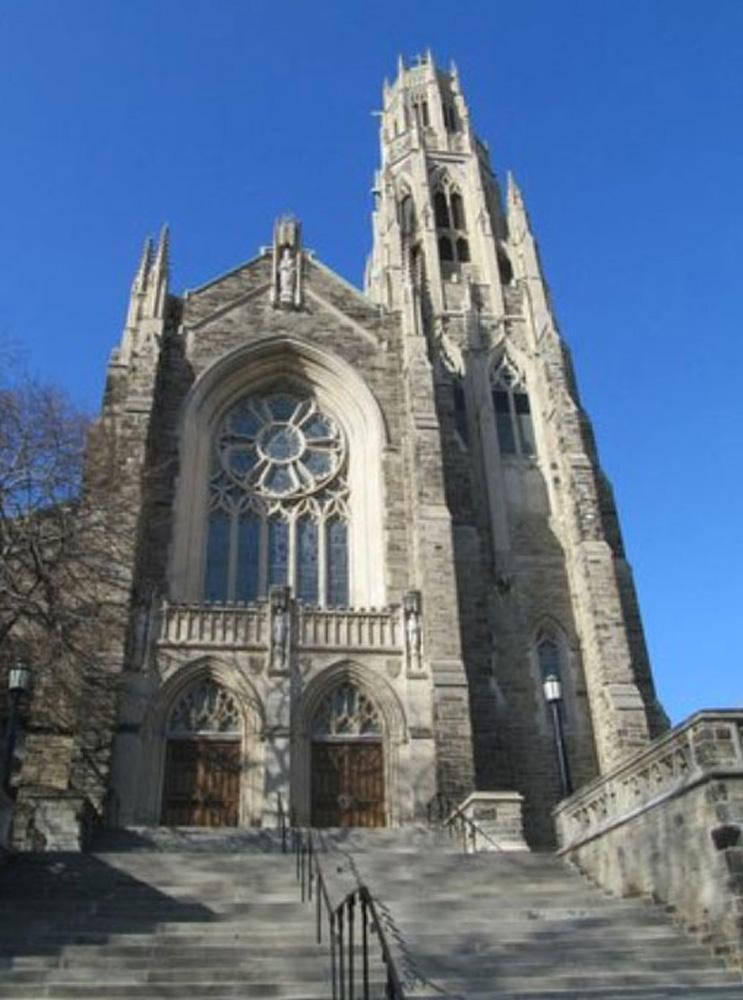 ハミルトンの聖堂