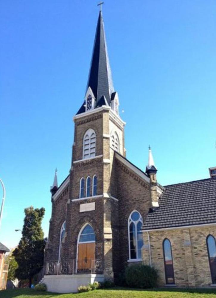 キッチェナーの聖堂