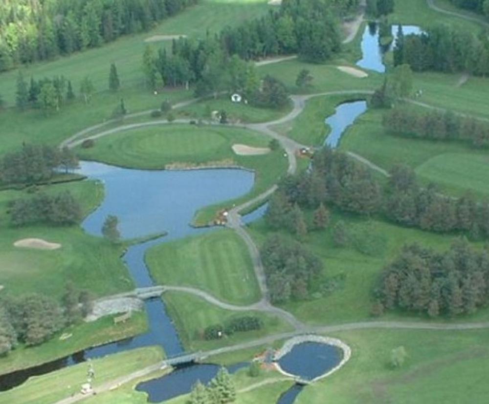 シェルブルックのゴルフ場