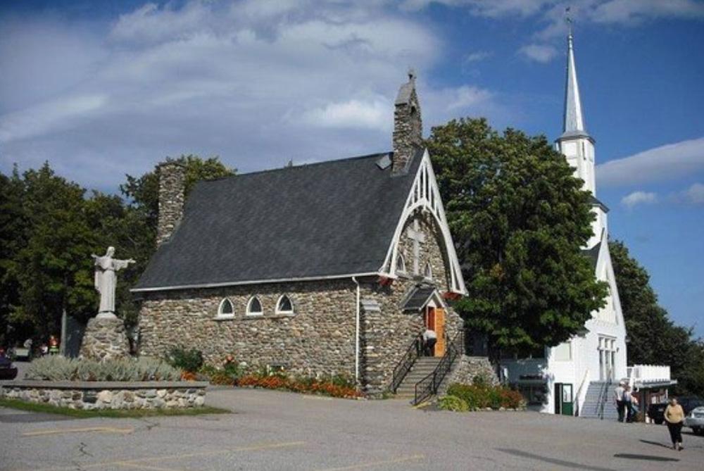 シェルブルックの教会