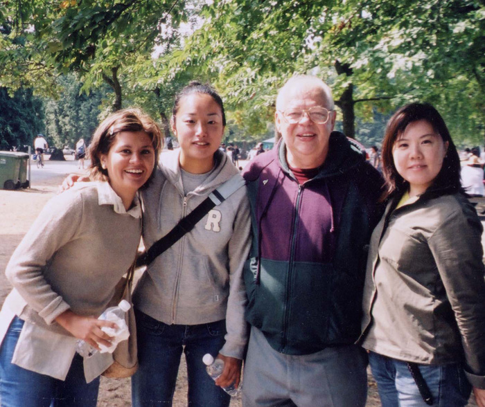 語学留学 バンクーバー Asamiさん ピュアカナダのウィリアムとTomomiと