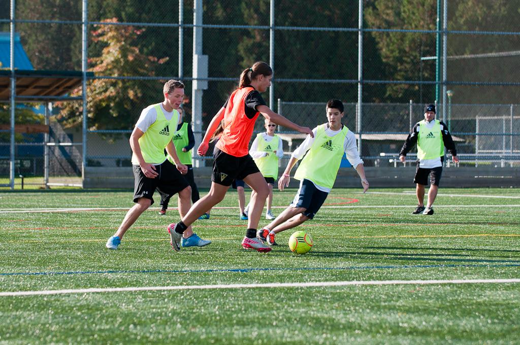 Delta(デルタ)教育委員会  サッカーに挑戦