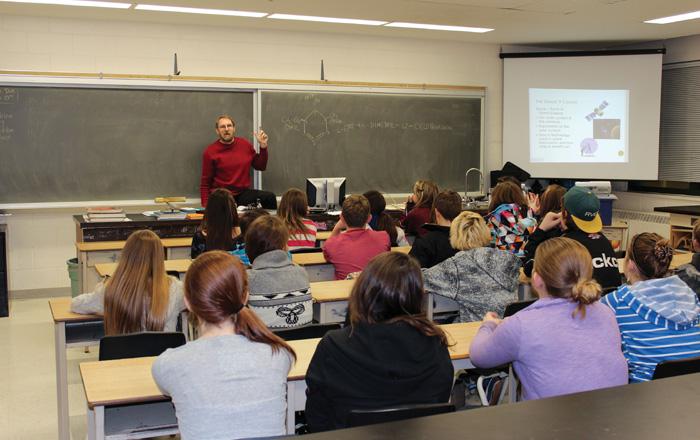 アッパーカナダ教育委員会 授業の風景