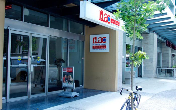ILAC バンクーバー エントランス