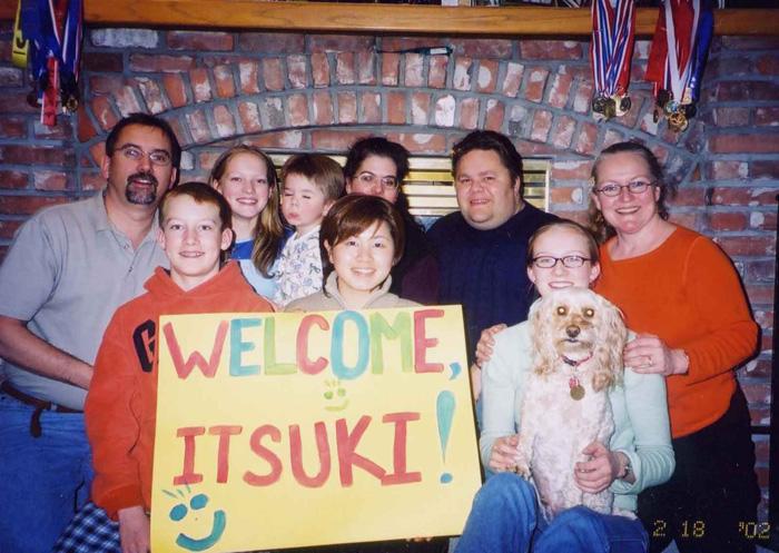 ケローナで語学留学を実現されたItsukiさん