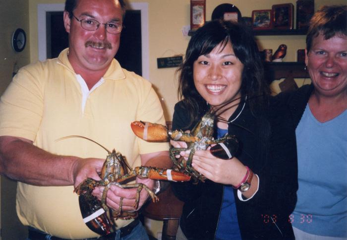 プリンスエドワード島で語学留学を実現されたChizuさん