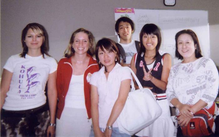 バンクーバーでシニア留学を実現されたNobukoさん