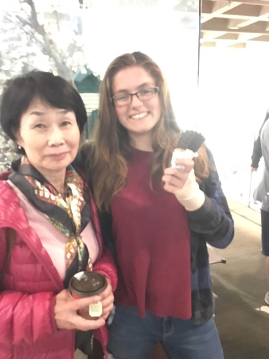 プリンスエドワード島でシニア留学を実現されたMisakoさん