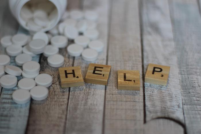 助けを求める患者のイメージ