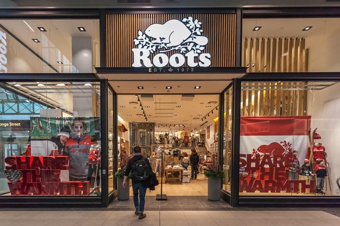 カナダ留学のお土産 Roots Canada