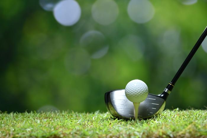 様々なアクティビティ ゴルフ