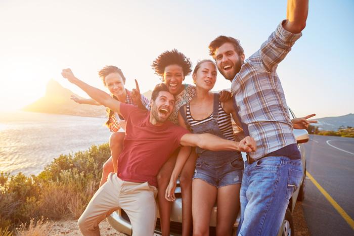 留学に適した国カナダ フレンドリーな国民性