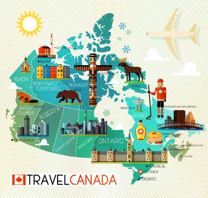 留学に最適な国カナダ