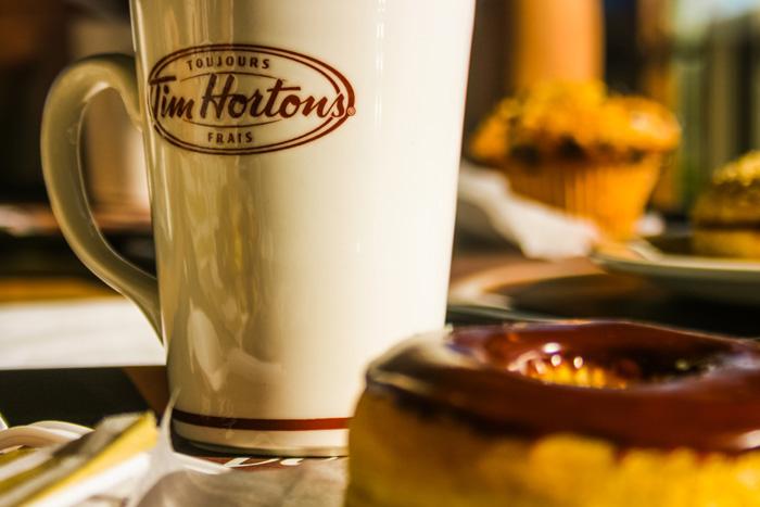 カナダの留学生の典型的な一日 カナダで人気のティムホートンズ