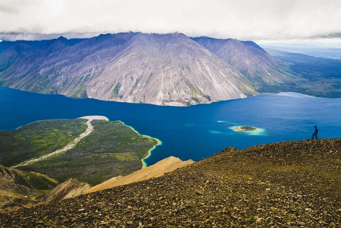 留学に適した国カナダ 美しい自然と湖外山
