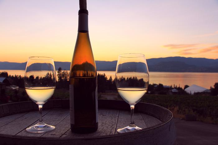 カナダ留学のお土産 ナイアガラワイン
