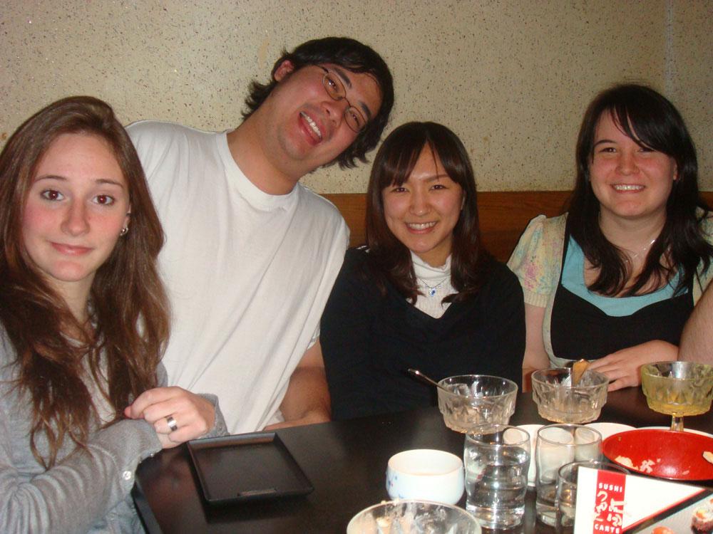 カナダ人と一緒に学ぶ 大学留学 ビクトリア大学 Yukiさん