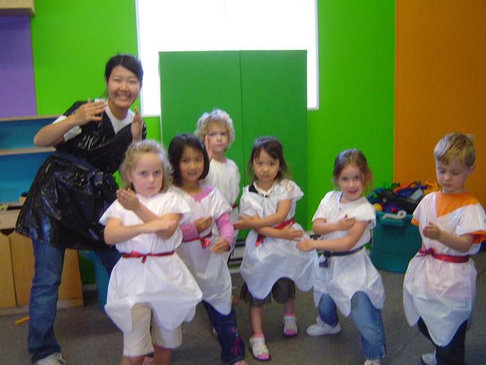 トロントで専門留学として児童英語教師プログラムに参加されたEriさん