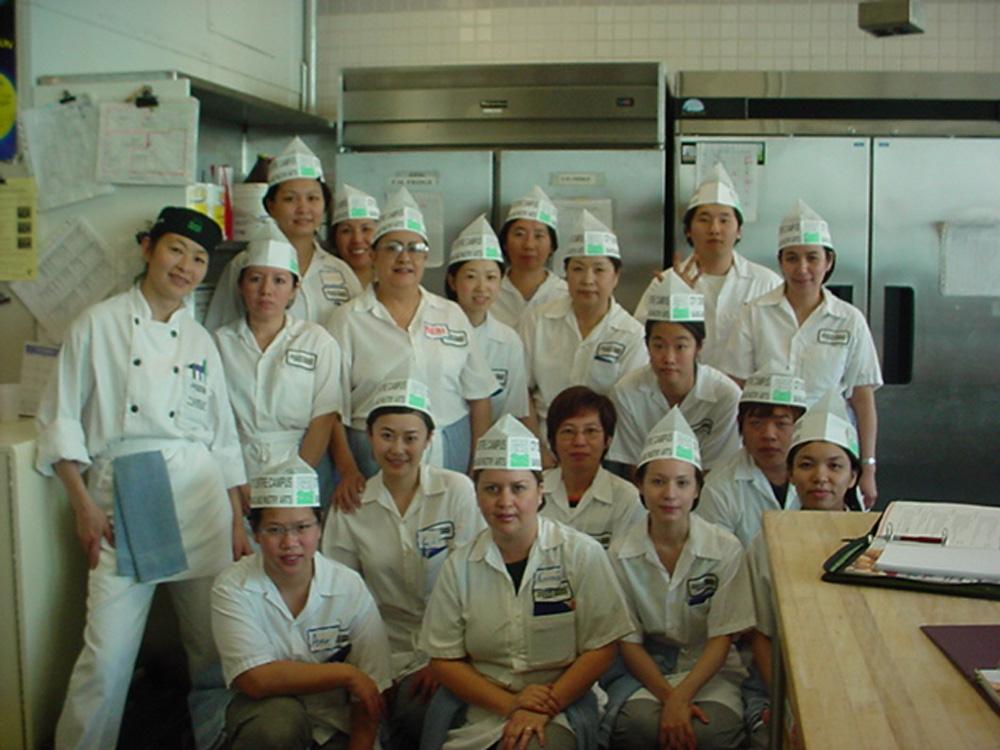 バンクーバーで料理プログラムの専門留学をされたMiyukiさん