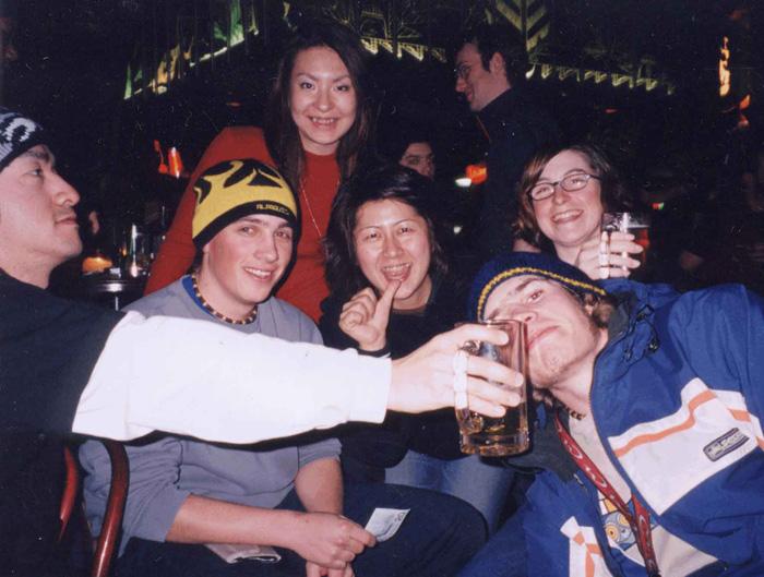 ウィスラーでスキー留学・スノーボード留学を実現されたHayatoさん