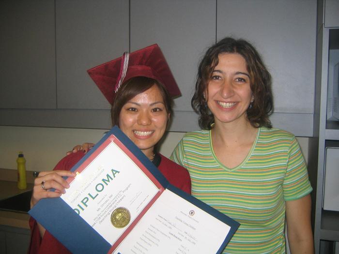 トロントで専門留学として児童英語教師プログラムに参加されたReiさん
