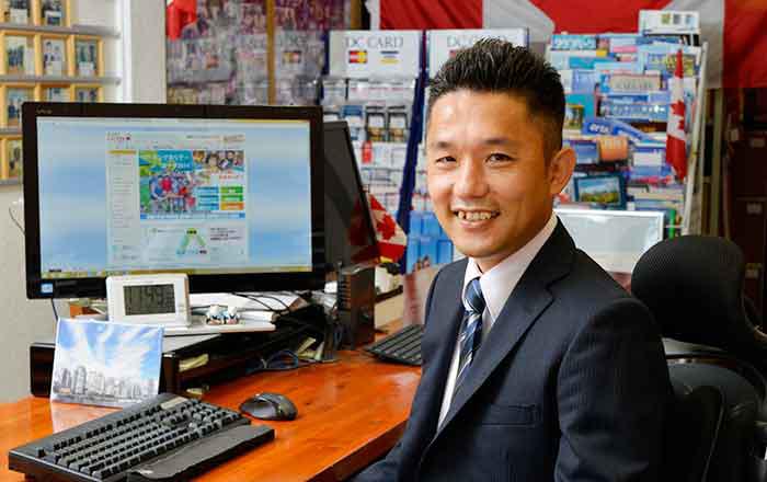 ピュアカナダ留学センター 代表 小谷順士