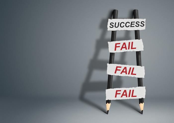 社会人になる前に 失敗の上にこそ、成長と成功がある