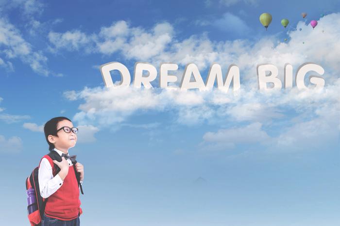 社会人になる前に 自分に限界を作るな、でかい夢を見ろ