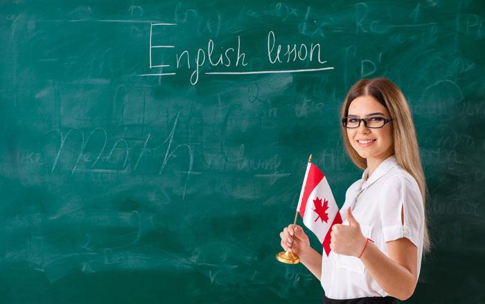 美しいカナダ英語