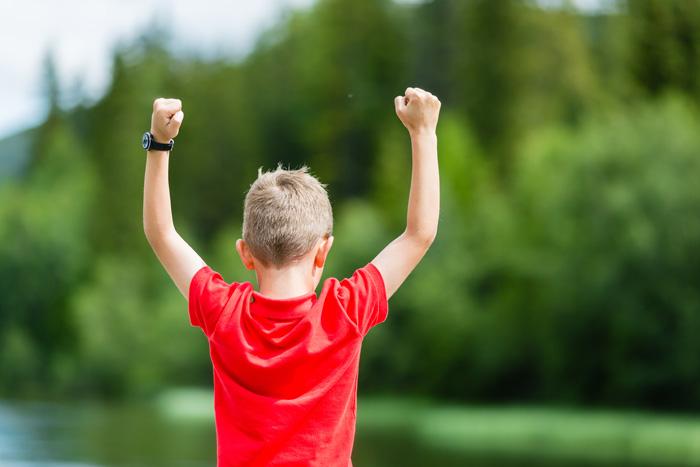 カナダ留学で得られるもの 自信を得た子供