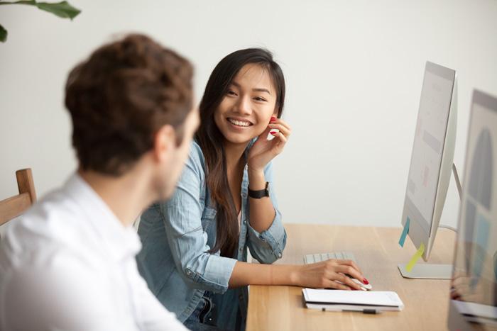 目標・目的を考える 友達との会話を楽しむ