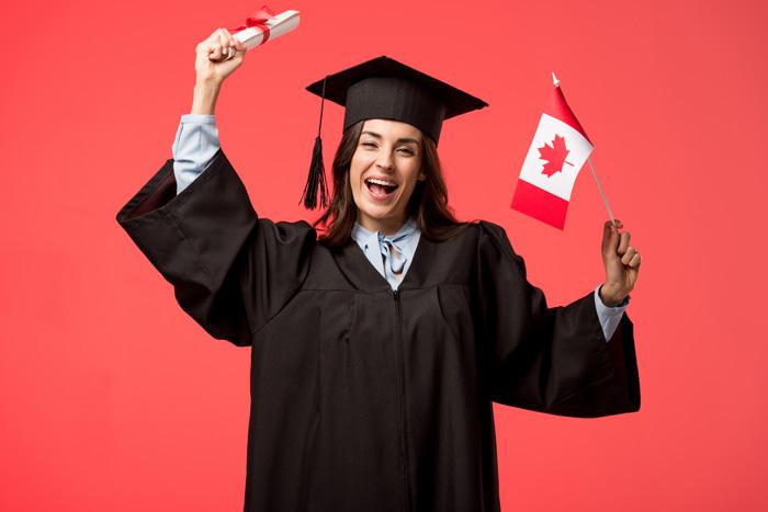 目標・目的を考える カナダで大学を卒業