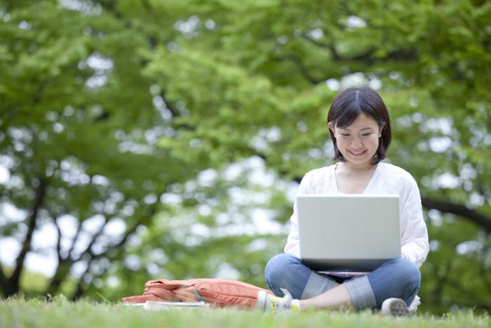 目標・目的を考える カナダ留学中、緑のキャンパスで