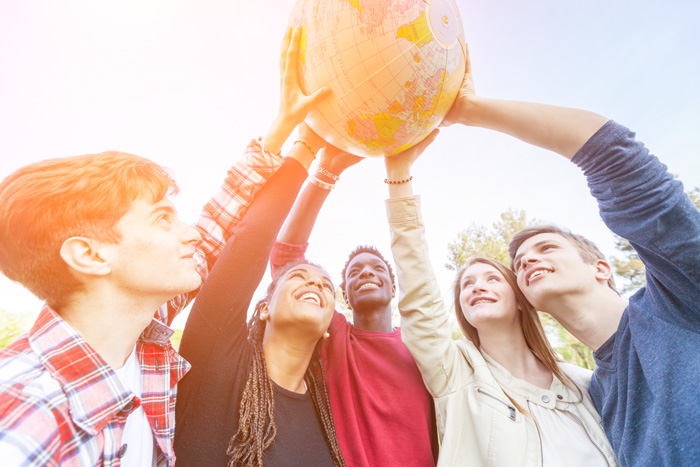 留学期間を考える 仲間達との留学