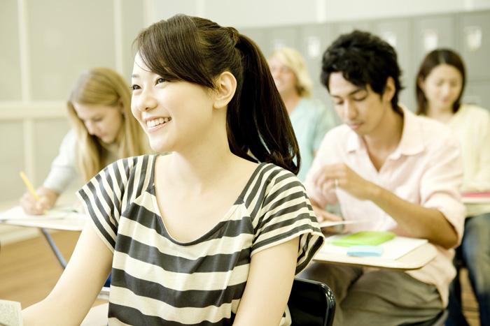 目標・目的を考える カナダ留学中のクラスメート