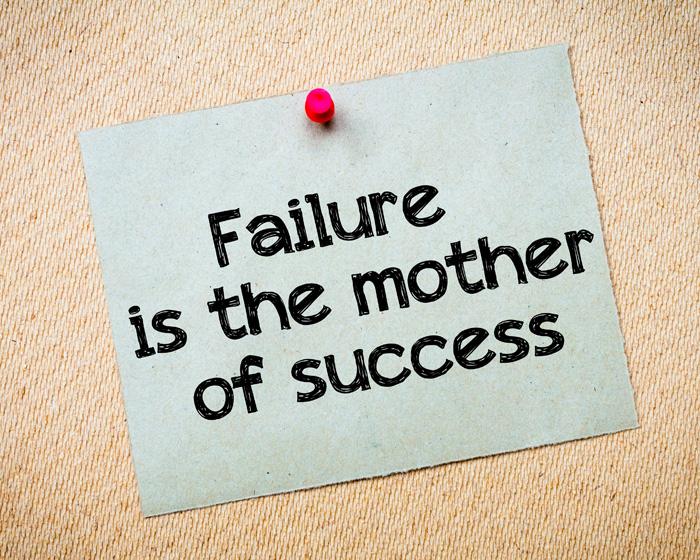 留学の目的・目標 失敗は成功の母