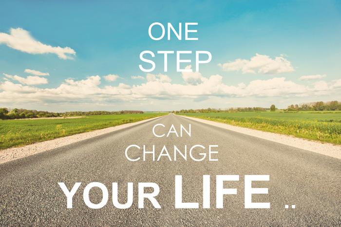 目標・目的を考える 一歩が人生を変えられる