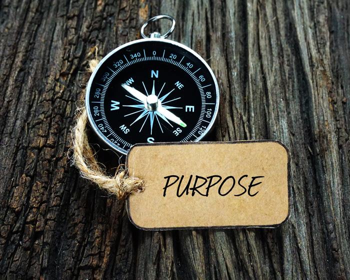 心構えを考える 何のため、目的が大切