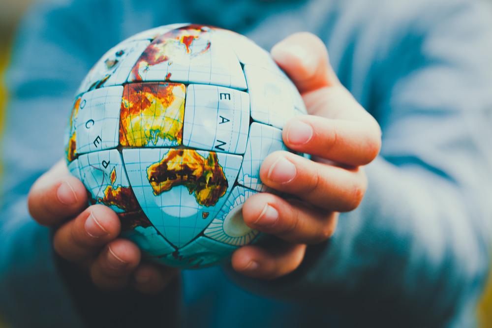 あなたの人生、あなたの世界はあなたの手で!